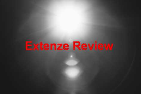 Extenze Nutritional Supplement