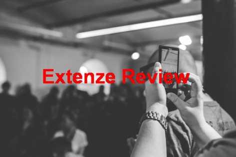 Extenze Original Formula Male Enhancement 30ct Review