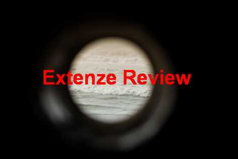 Extenze Original Formula Male Enhancement 30ct Review