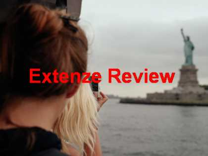 Extenze Black Pill Review