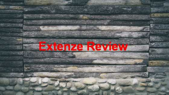 Does Extenze Make You Bigger Review
